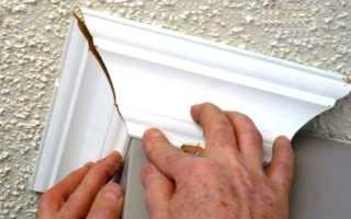 Обрезаем потолочный плинтус в углах в домашних условиях без стусла правильно: Обзор Видео