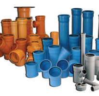 Виды канализационных труб – какие бывают и как выбрать