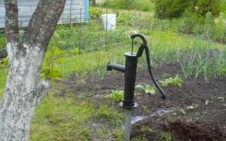 Как пробурить скважину на воду вручную
