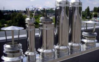 Дымоход из нержавеющей стали – «печной гаджет», достойный внимания