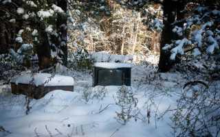 Можно ли хранить телевизор на балконе зимой при минусовой температуре
