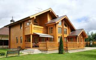 Обзор новых технологий строительства деревянных домов