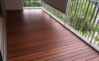 Чем покрыть пол на балконе; разъясняем по полочкам