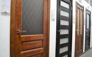 Современные материалы межкомнатных дверей
