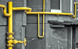 Как и чем красить газовые трубы чтобы не ржавели в частном доме, в квартире