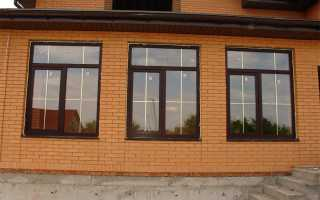 Окна в; частном доме: правила от проекта до монтажа