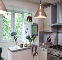 Идеи обустройства кухни на балконе или лоджии