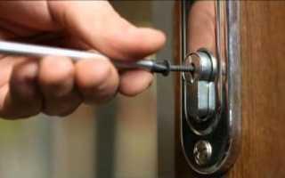 Аварийное открывание дверей – несколько проверенных и эффективных способов