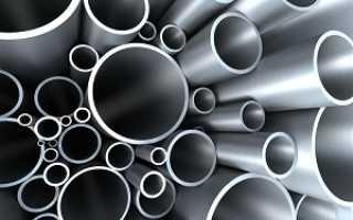 Выбираем водопроводные металлические трубы