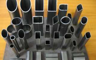 Электросварная труба – характеристики и область применения
