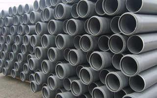 Виды канализационных полипропиленовых труб, плюсы и минусы вариантов