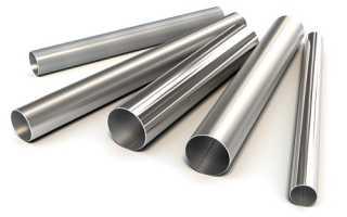 Сравнение тонкостенных труб из нержавеющей стали и алюминия