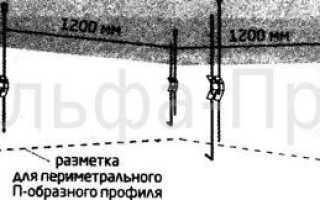 Монтаж реечного потолка своими руками: инструкция
