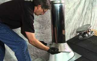 Оценка состояния и ремонт металлических, кирпичных и железобетонных дымовых труб