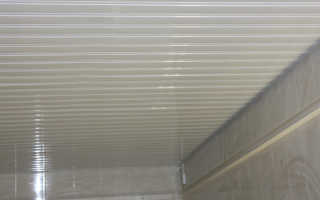 Мастер-класс: монтаж реечного потолка своими руками