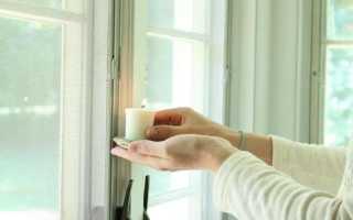 Способы утеплить пластиковые окна
