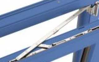 Как производится регулировка поворотно откидного механизма пластикового окна: описание и инструкция