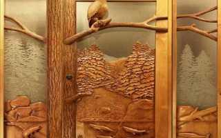 Пошаговая инструкция по монтажу деревянной входной группы, контроль правильности установки дверей