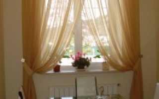Выбираем гардины правильно: цвет, дизайн, особенности помещения