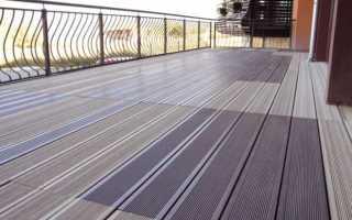 Как сделать гидроизоляцию открытого балкона