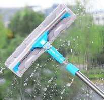 Способы безопасного мытья окон снаружи на высоких этажах