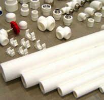 Использование в горячем водоснабжении полипропиленовых труб