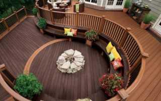 Этапы строительства веранды к дому своими руками