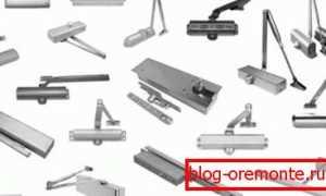 Как отрегулировать доводчик двери – тонкости процесса