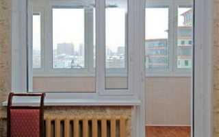 Практические советы как утеплить балконную дверь своими руками