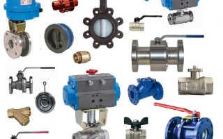 Монтаж трубопроводной арматуры на напорных полиэтиленовых трубопроводах