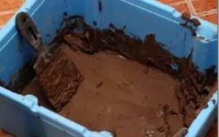 Как правильно приготовить раствор для шамотного кирпича