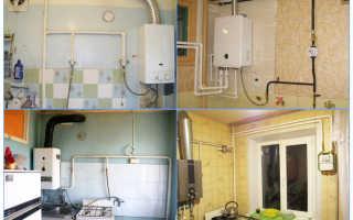 Перенос газовой трубы; нормативы, согласование, этапы проведения работ
