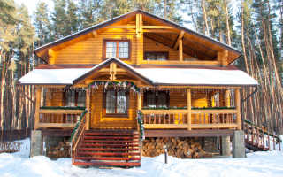 Как отделать окна в деревянном доме