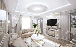 Какой потолок лучше сделать в квартире: варианты отделки