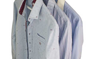 Отрезная планка рубашки