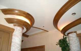 Потолочные плинтуса из недорогих материалов; пенополистирола и полиуретана