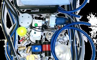 Оборудование ппу ДУГА® П1 своими руками