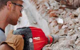 Технология демонтажа кирпичных стен