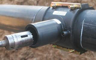 Виды седелок на полиэтиленовую трубу и особенности их применения