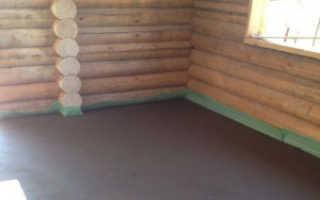 Делаем стяжку по деревянному полу: все тонкости и нюансы данной работы